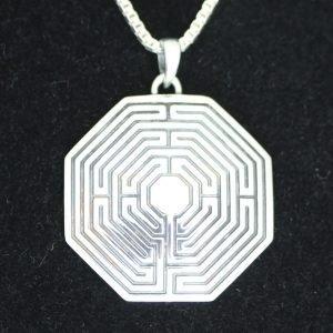 Octagon Renewal pendant